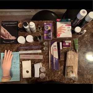 Tammy Taylor Nails starter kit plus lots of extras